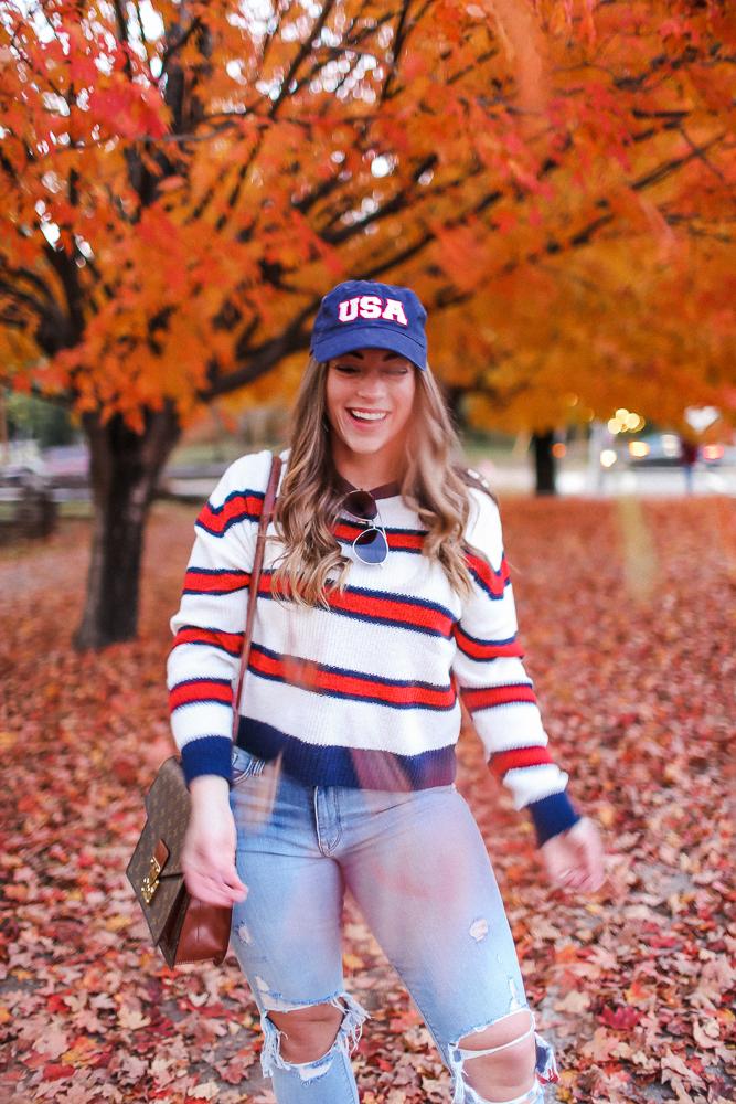 BrittanyCourtney_AmericanStripeSweater3