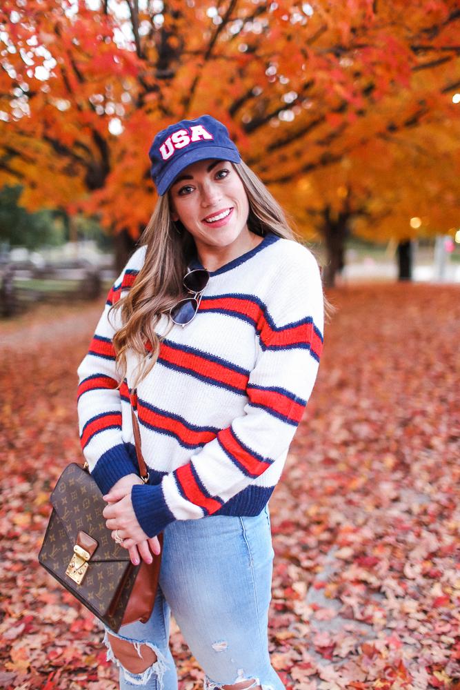BrittanyCourtney_AmericanStripeSweater4