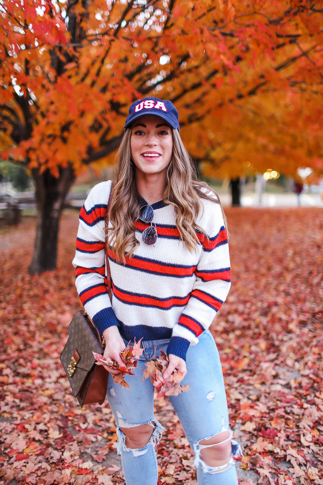 BrittanyCourtney_AmericanStripeSweater5