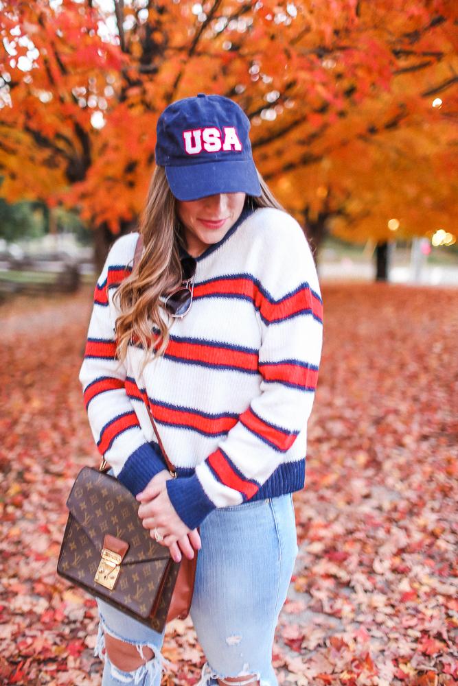 BrittanyCourtney_AmericanStripeSweater7
