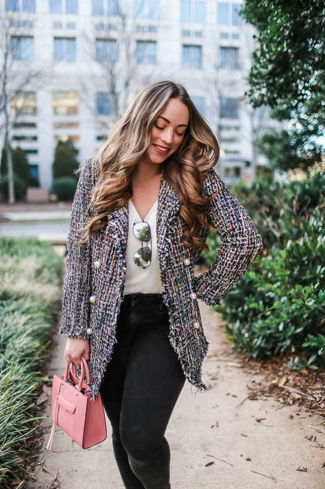 Chicwish Tweed Jacket