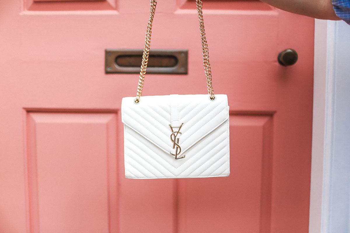 YSL Kate Monogram Handbag