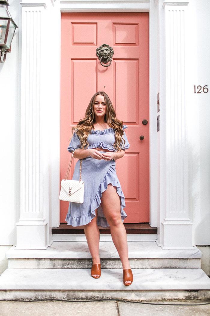 Charleston Skirt Set