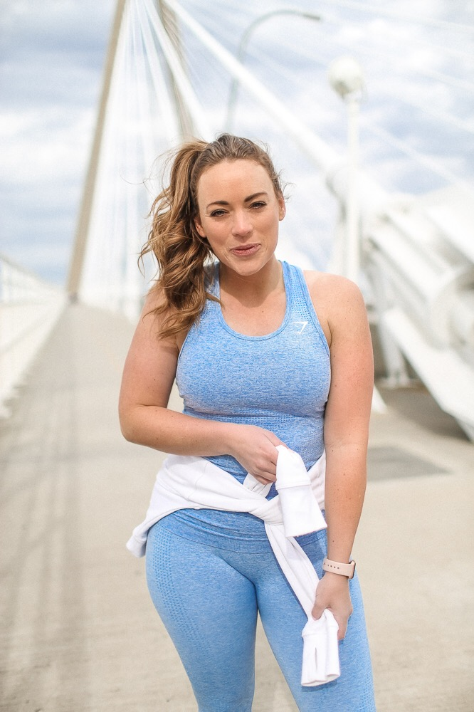 Brittany Ann Courtney Top Fitness Brands