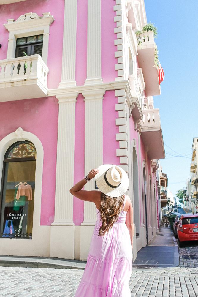Old San Juan Pink